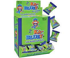 Ka-Bluey Sour Bubblegum Balls 200 Pcs
