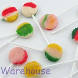 Lollipops Rainbow Pops Small