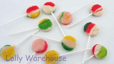 Lollipops Rainbow Pops Small