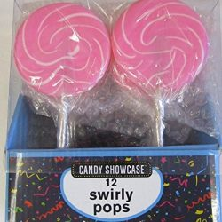 Lollipops Swirly Pink 480g
