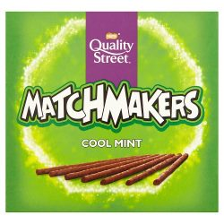 Nestle Matchmakers Coolmint 120g