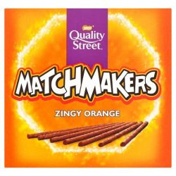 Nestle Matchmakers Orange 120g BB Nov 19