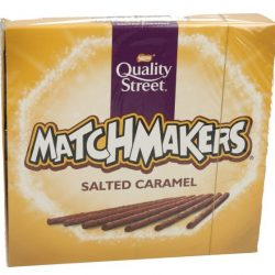 Nestle Matchmakers Salted Caramel 120g BB Oct 19