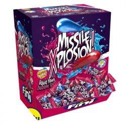 Missle Xplosion Bubble Gum 200 Pcs