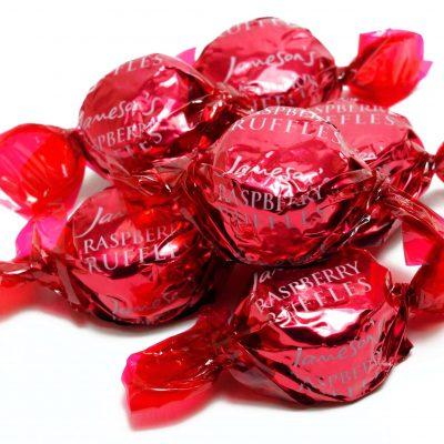 Ruffle Raspberry Jameson's 300g