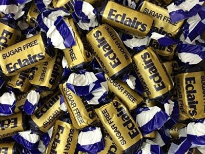 Sugar Free Royale Chocolate Eclairs 500g