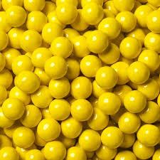 Sixlets Yellow 500g