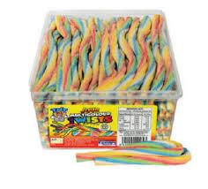 Sour Multicolour Twists 105 Pcs
