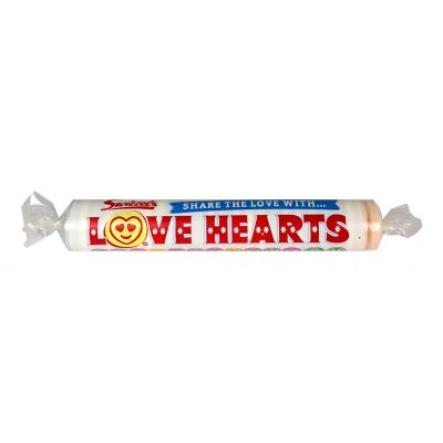 Swizzels Love Hearts Roll 39g
