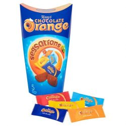 Terrys Chocolate Orange Segsations 300g