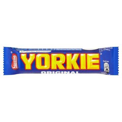Nestle Yorkie Milk Chocolate Bars 24x46g