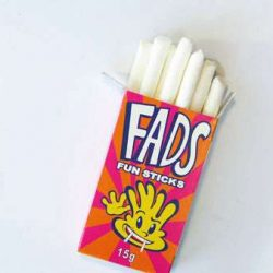 Fads Fun Sticks 48x15g