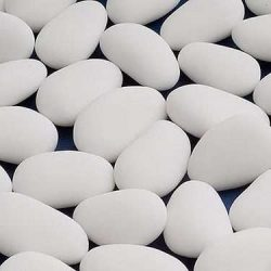 Sugared Almonds White 500g