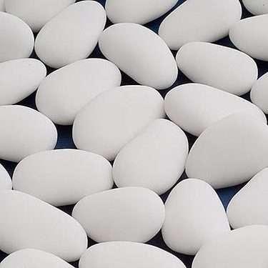 Sugared Almonds White 500g