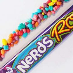 Wonka Nerds Rope 25gx24