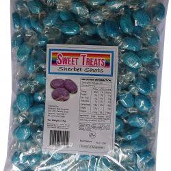 Sherbet Shots Blue 1kg