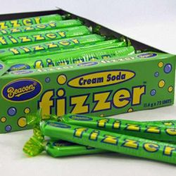 Fizzers Green Cream Soda 72 Pack