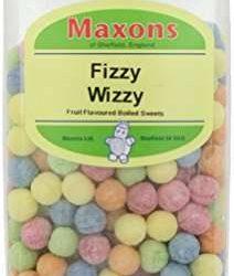Maxons Fizzy Wizzy Jar 2.95kg