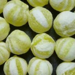 Maxons Lemonade Fizzballs 500g