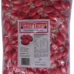 Sherbet Shots Pink 1kg