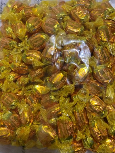 Toffee Gold / Yellow 1kg