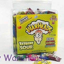 WarHeads Extremely Sour Tub 240